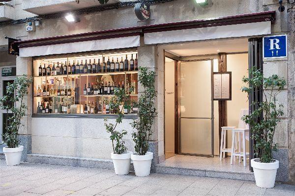 Actualización interiorismo reforma restaurante tradicional centro histórico | Perspectiva Moma