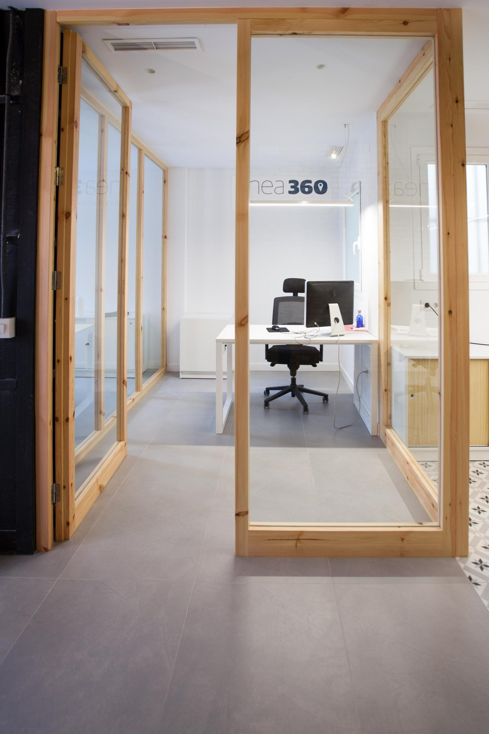 Sede oficinas Google Business View | Perspectiva Moma