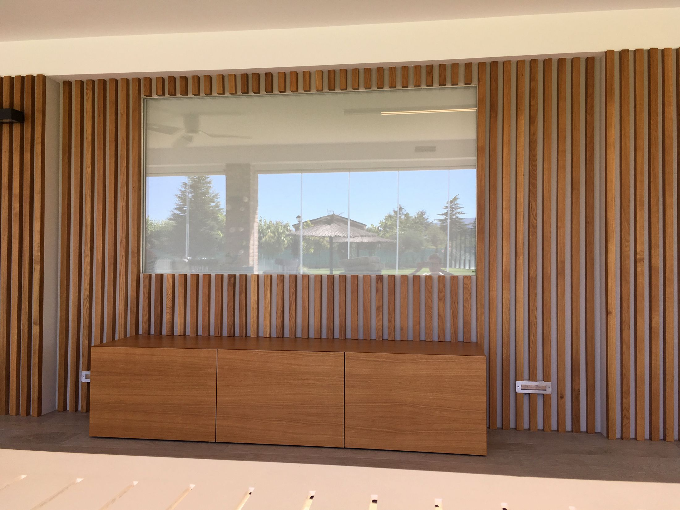 Interiorismo reforma finca privada segunda residencia | Perspectiva Moma