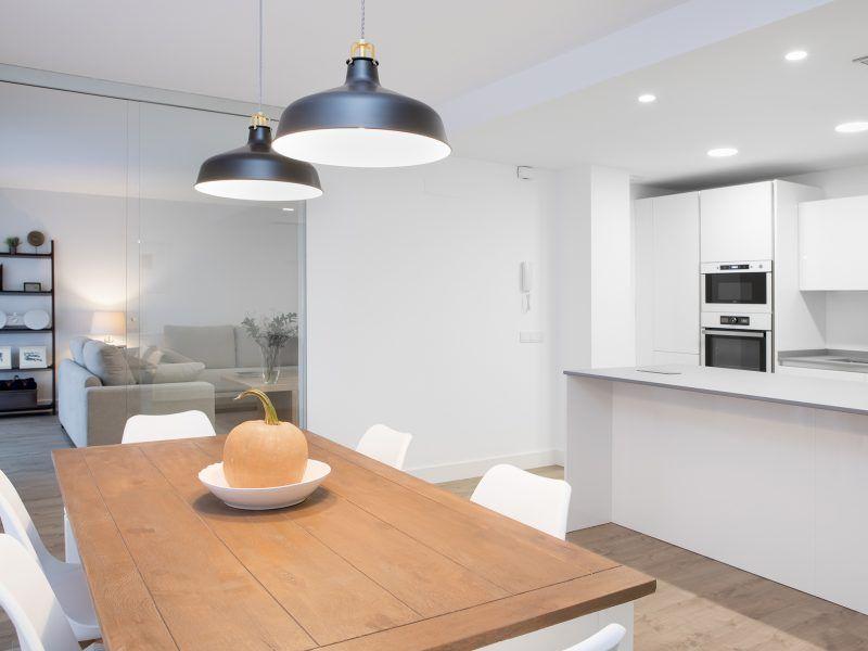 proyectos Interiorismo reforma vivienda privada centro | Perspectiva Moma
