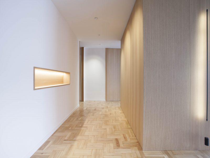 Iluminación reforma integral vivienda lujo interiorismo diseño | Perspectiva Moma