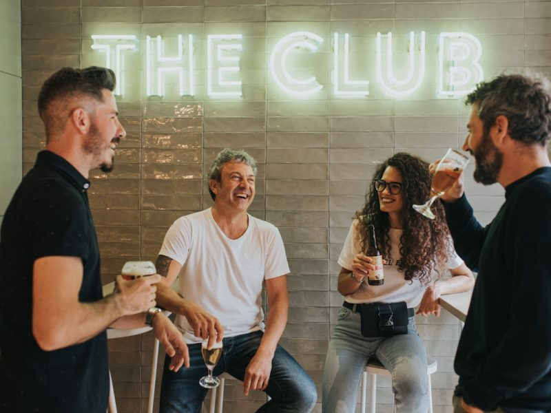 The Club | Perspectiva Moma
